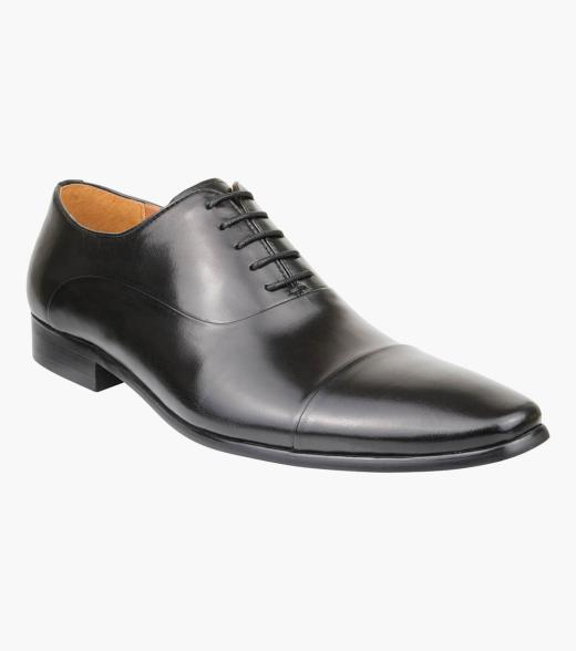 Exeter Cap Toe Derby