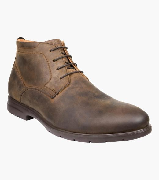 Westside Chukka Plain Toe Chukka Boot