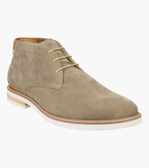 Highland Chukka Plain Toe Chukka Boot