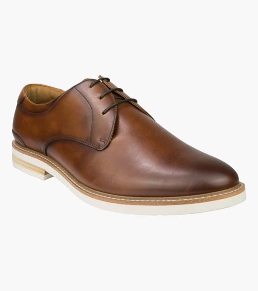 Highland Plain Plain Toe Derby