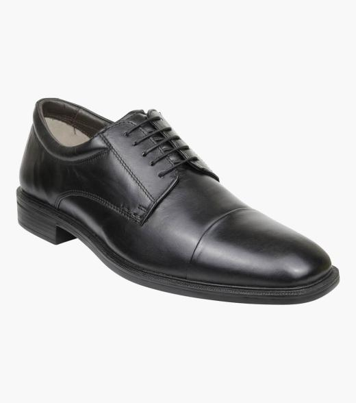 College Cap Toe Oxford