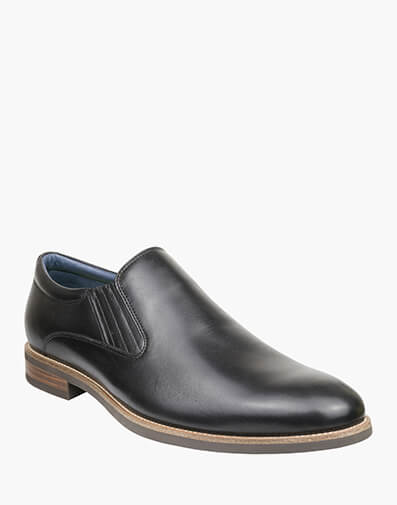 Accas PLAIN TOE SLIP ON in BLACK for $219.00