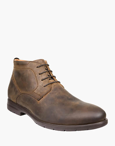 Westside Chukka  in DARK TAN for $239.00