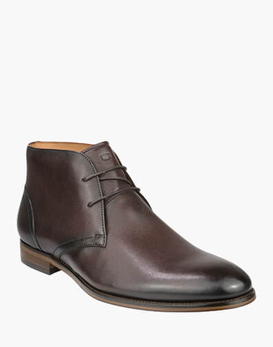Flex Lux Chukka  in BROWN for $319.00