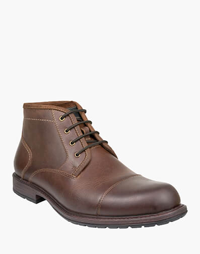 Vandall Boot  in BROWN for $219.00