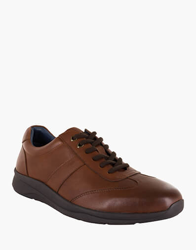Bradleigh WING TIP OXFORD in TAN for $219.00